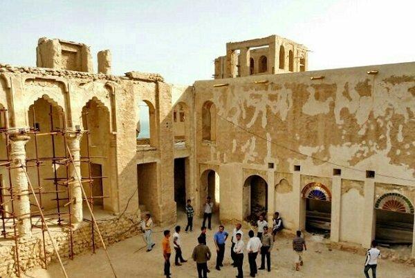 سیراف قلعه نصوری