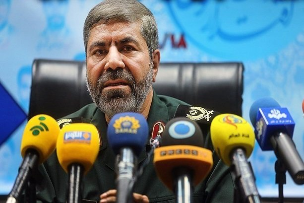 IRGC spokesman dismisses Netanyahu's claims on attacking Iranian bases in Syria