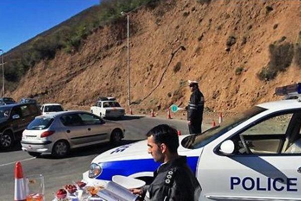کنترل ۲۲ درصدی تخلفات رانندگی توسط سامانههای هوشمند پلیس راهور