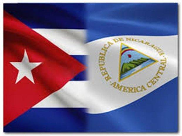 Nicaragua -Cuba