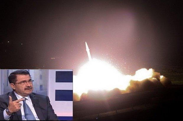 أمين حطيط: صواريخ ايران رسالة استراتيجية سياسية بلباس عسكري