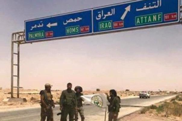 بغداد تدرس مع دمشق فتح المعابر  الحدوديةالمشتركة