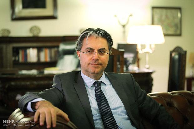 مصاحبه با سفیر ترکیه