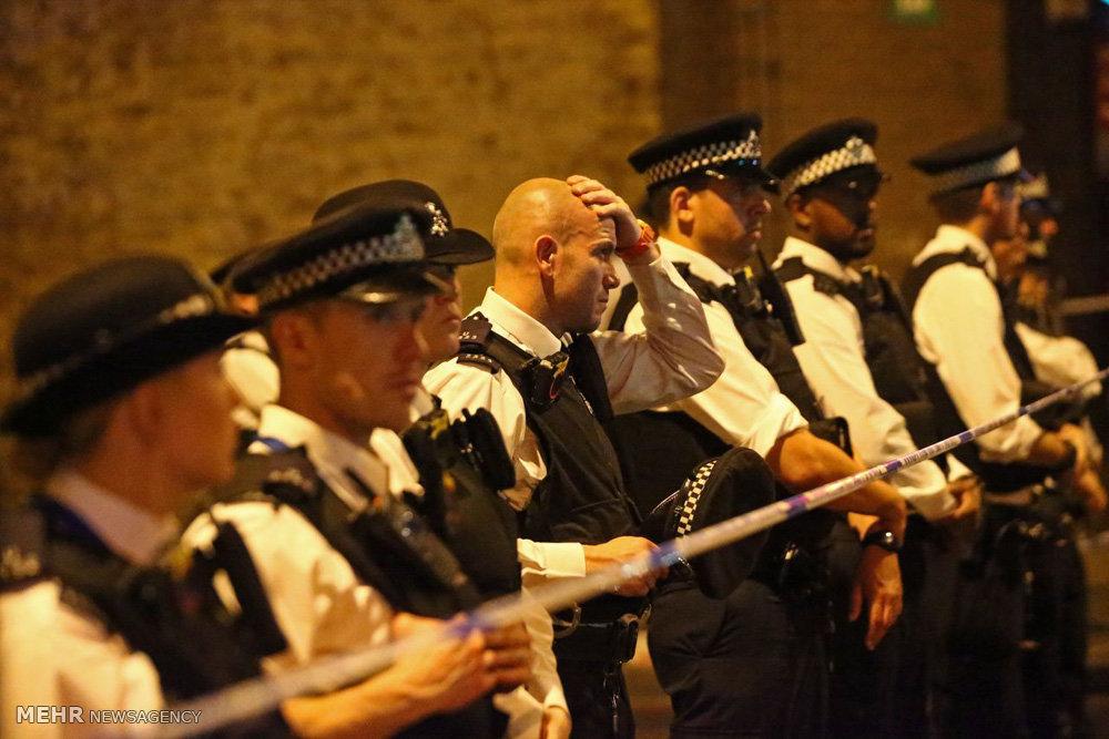 حمله به مسلمانان در لندن