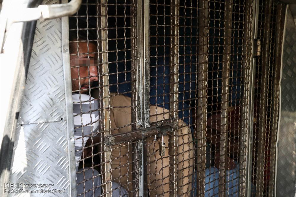 دستگیری ۱۴۵سارق و زورگیر در پایتخت