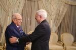 ایران و تونس بر گسترش همکاری های دو جانبه و منطقه ای تاکید کردند