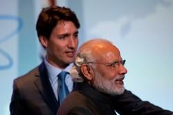 نخست وزیران هند و کانادا