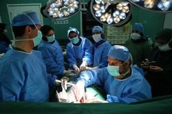 انجام ۱۰۰۰عمل جراحی ارتوپدی در مناطق زلزلهزده