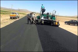 انجام ۷۷ هزار مترمربع لکه گیری و آسفالت در محورهای استان کرمانشاه