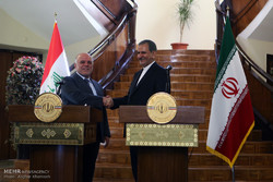 استقبال رسمی نخست وزیر عراق از «جهانگیری»