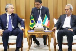 شافعی- سفیر برزیل
