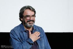 اولین نشست تخصصی حسین علیزاده در خانه سینما