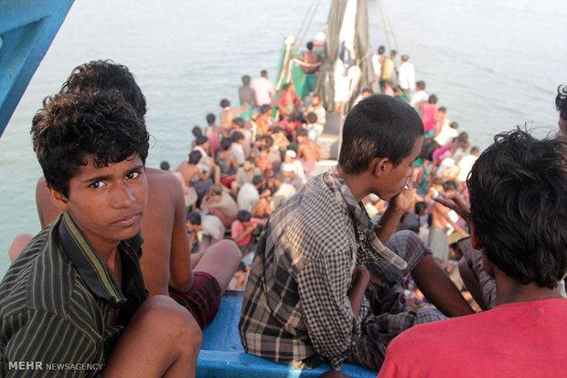 Farklı ülkelerde yaşayan göçmenler