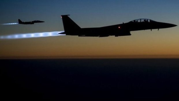 12 killed in US-led coalition new massacre against civilians in Hasakah
