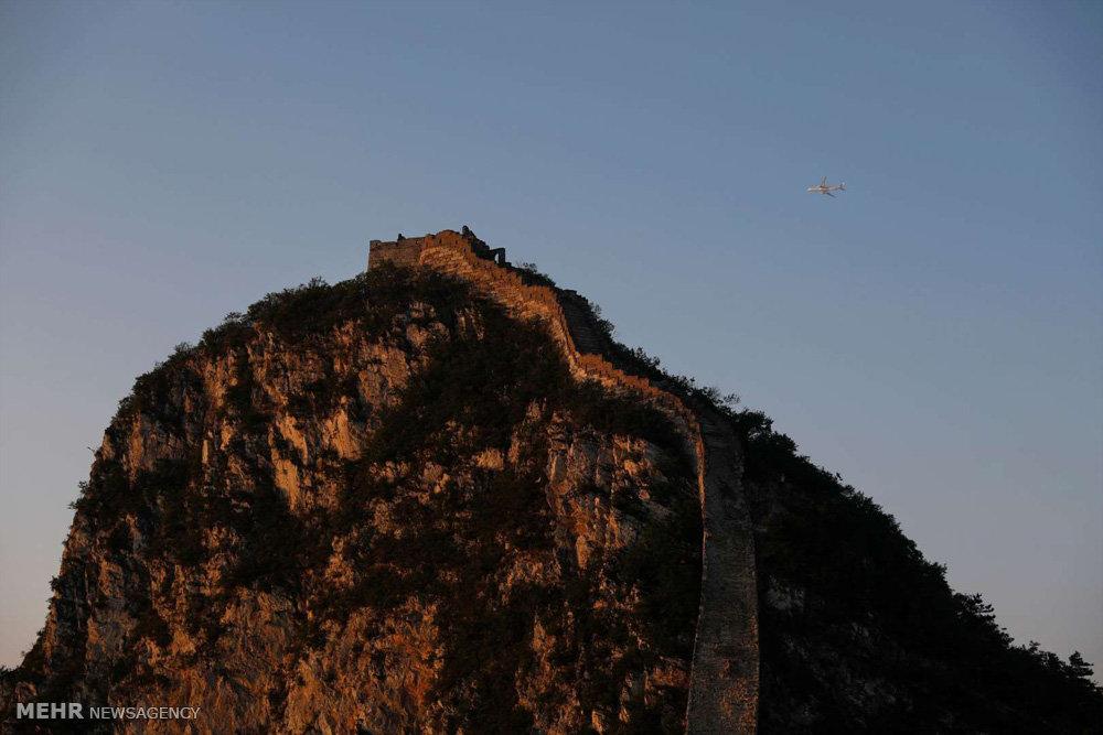 بازسازی دیوار بزرگ چین