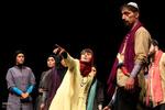 Tahran'da İlya tiyatrosu