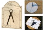 ساخت ساعت های آفتابی در کشور توسط علاقمندان به نجوم