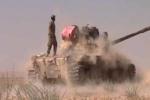 Suriye ordusu Palmira kırsalında ilerleyişini sürdürüyor