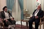 دیدار وزیر اطلاعات با حیدرالعبادی/ رایزنی درباره مسائل امنیتی