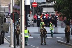 انفجار در ایستگاه قطار بروکسل
