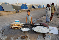 جنگ زدہ علاقوں میں ماہ رمضان