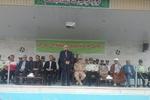 رزمایش تابستانه پلیس در مازندران برگزار شد