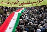 فریاد بیزاری از ظلم مردم استان مرکزی در روز قدس طنینانداز شد