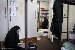 اسکان کامل دانشجویان دختر خوابگاهی در دانشگاه محقق اردبیلی