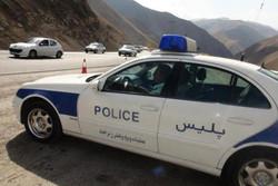۴۰ اکیپ پلیس محسوس و نامحسوس تردد در جادههای یزد را رصد میکنند