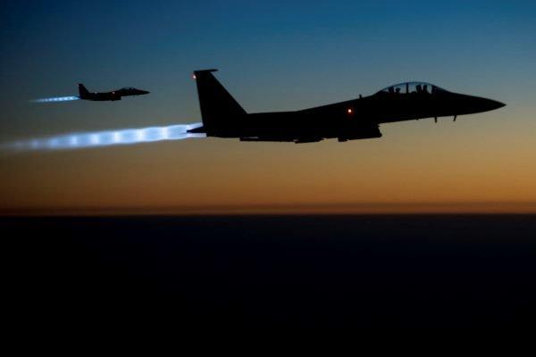 حمله هوایی آمریکا به یمن