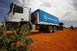 ورود اولین کاروان کمک های زمینی به حسکه سوریه