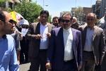حضور مردم در راهپیمایی روز قدس تولید قدرت ملی خواهد کرد