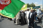 Afghan immigrants mark Quds Day in Iran