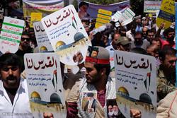ايران تشهد مسيرات جماهيرية بمناسبة يوم القدس العالمي