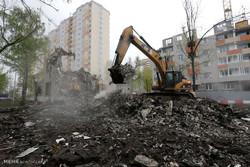 تخریب ساختمان های دوران شوروی در روسیه