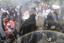 راهپیمایی روز قدس در اهواز
