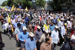 مسیرهای راهپیمایی روز قدس در استان البرز اعلام شد