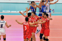 Iran beats Ukraine to secure spot among 8 top teams