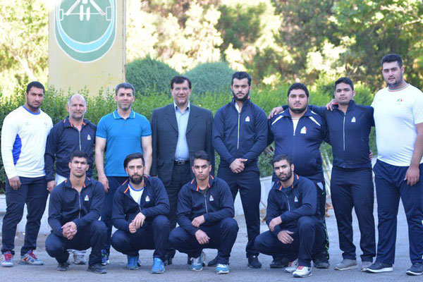 Iran weightlifters stand 1st at IWF Junior World Championships