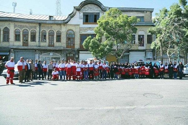 حاشیه راهپیمایی قدس - همدان
