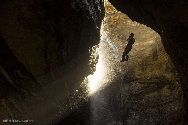 تصاویر دیدنی از غارهای جهان