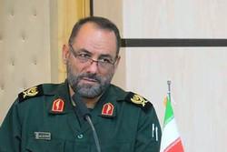 سردار رجبی فرمانده سپاه بیت المقدس کردستان