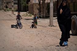 بازدید حسینی شاهرودی از حاشیه نشینی شاهرود