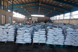 بزرگترین واحد تولید خاک پوششی در شهرستان آبیک راه اندازی شد