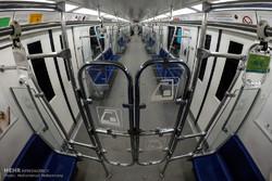 بازدید اعضای شورای شهر تهران از خط هفت مترو تهران