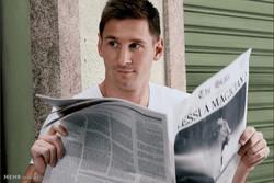 لیونل مسی تولدت مبارک