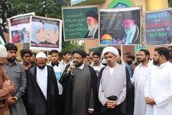 2017 Intl. Quds Day rallies held in India