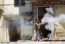 آزادسازی محله «المشاهده» در غرب موصل از لوث داعش