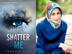 """Tahereh Mafi's """"Shatter Me"""" translated into Persian"""