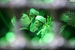 تجدید میثاق رئیس قوه قضائیه و مسئولان قضائی با آرمانهای امام خمینی (ره)